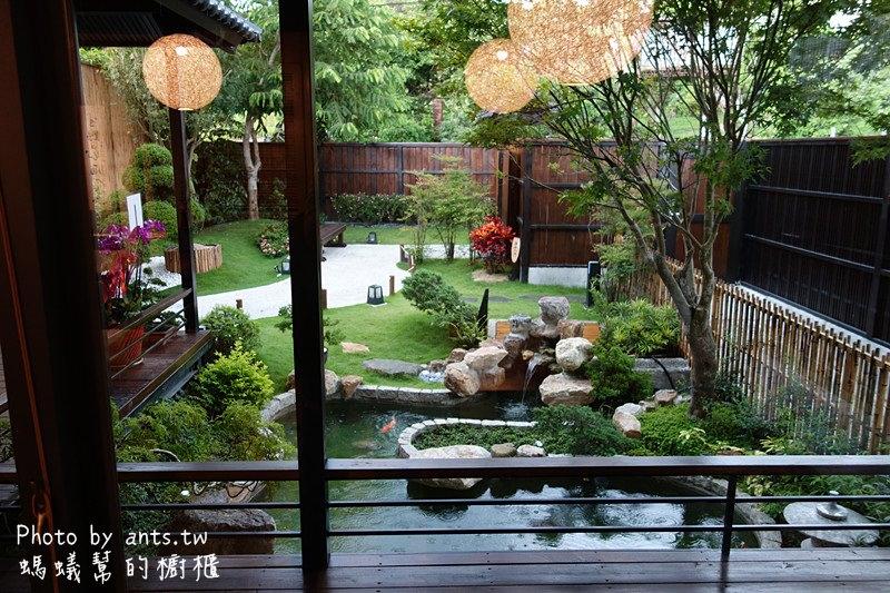 員林合掌喫茶食事處 彷彿進入京都一樣,享受日式茶道之美,超美日式建築就落在員林百果山。