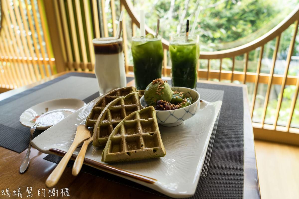 抹茶迷必訪!正夯秘境日式庭院,置身異國風情,遠離塵囂。員林合掌喫茶日式下午茶