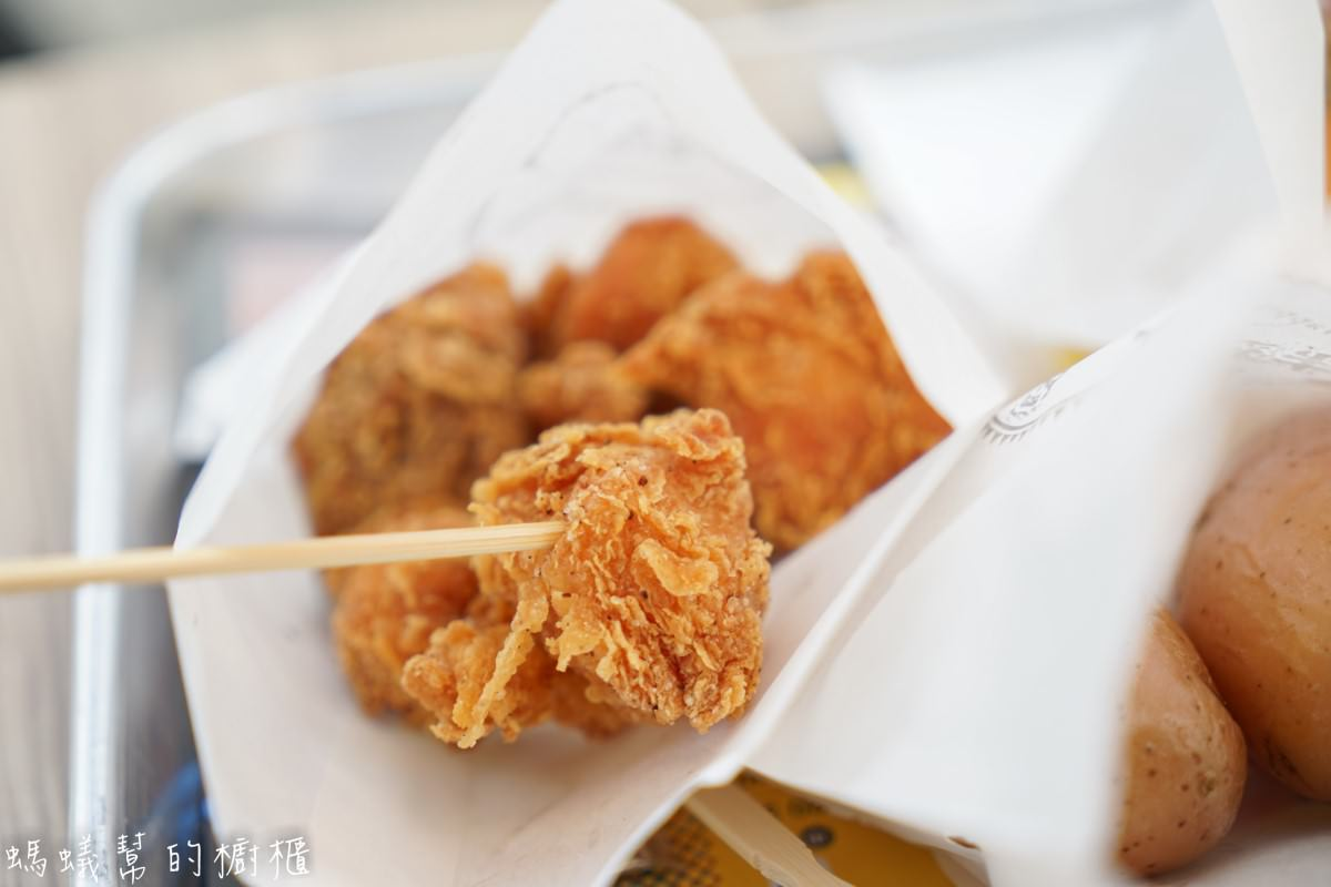 炸雞的行家-半雞八兩(員林店)