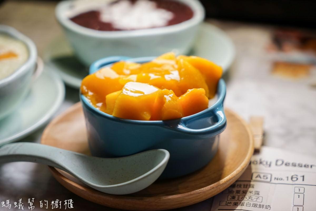 香港發記甜品(旺角店)|到香港必吃的糖水甜品!推楊枝甘露、芒果蛋白燉鮮奶。