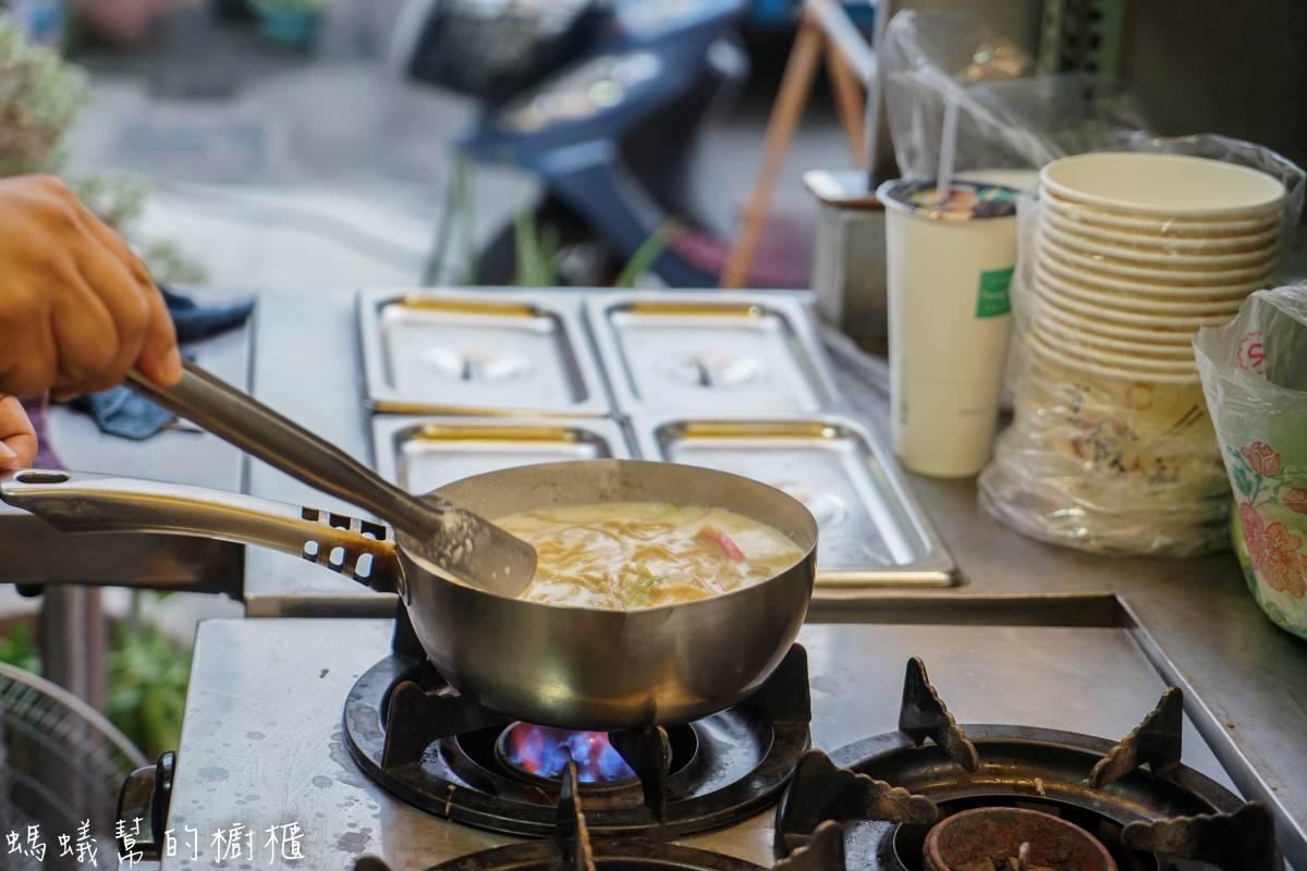 彰化市水煮意麵食鍋燒專賣店