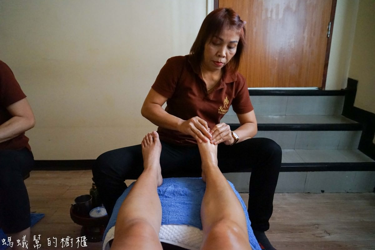 曼谷Hattaburi Thai Massage
