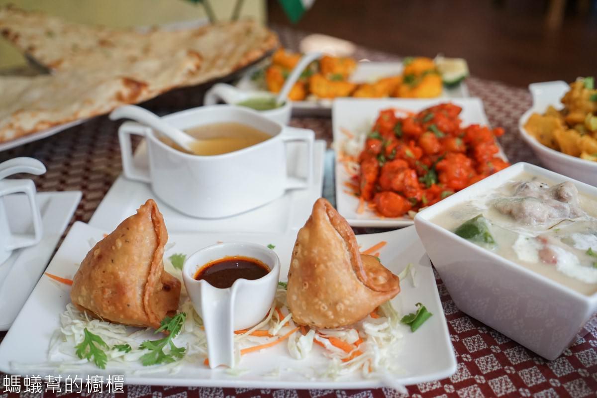 台中斯里印度餐廳Sree India Palace