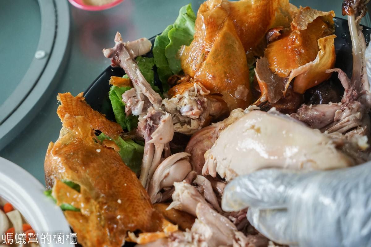 鹿谷省城甕缸雞