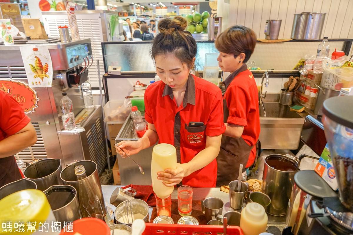 泰國手標泰式奶茶ChaTraMue