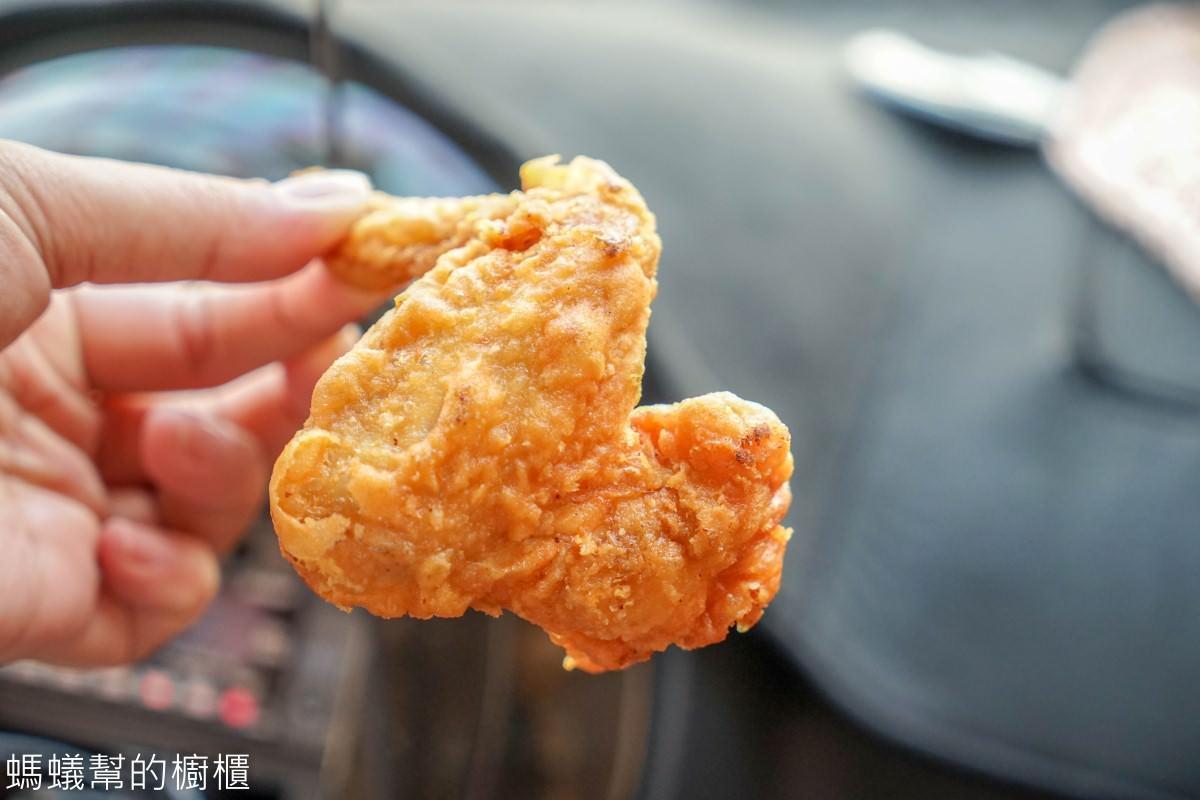 鹿港馨雞財炸雞
