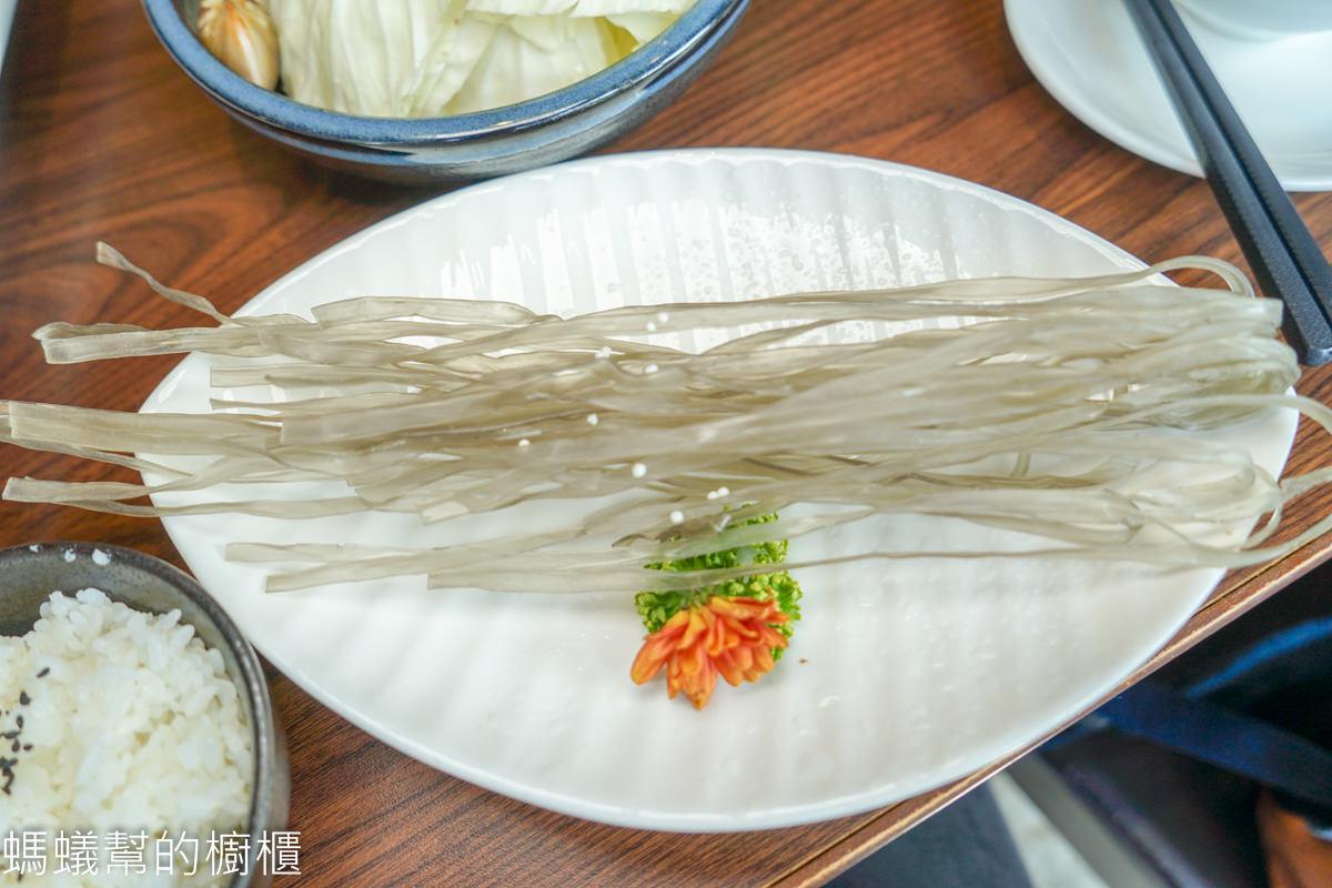員林井閣鍋物