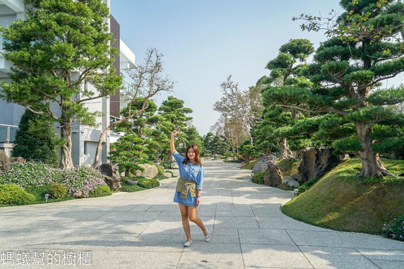 田尾 台灣銘園庭園美術館