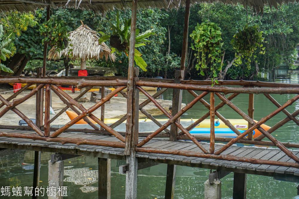 馬來西亞沙巴龍尾灣Borneo Kellybays