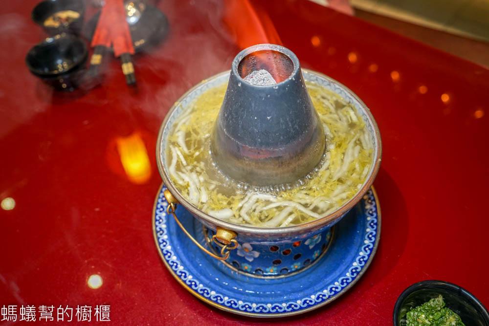 台中 小瀋陽碳火小火鍋