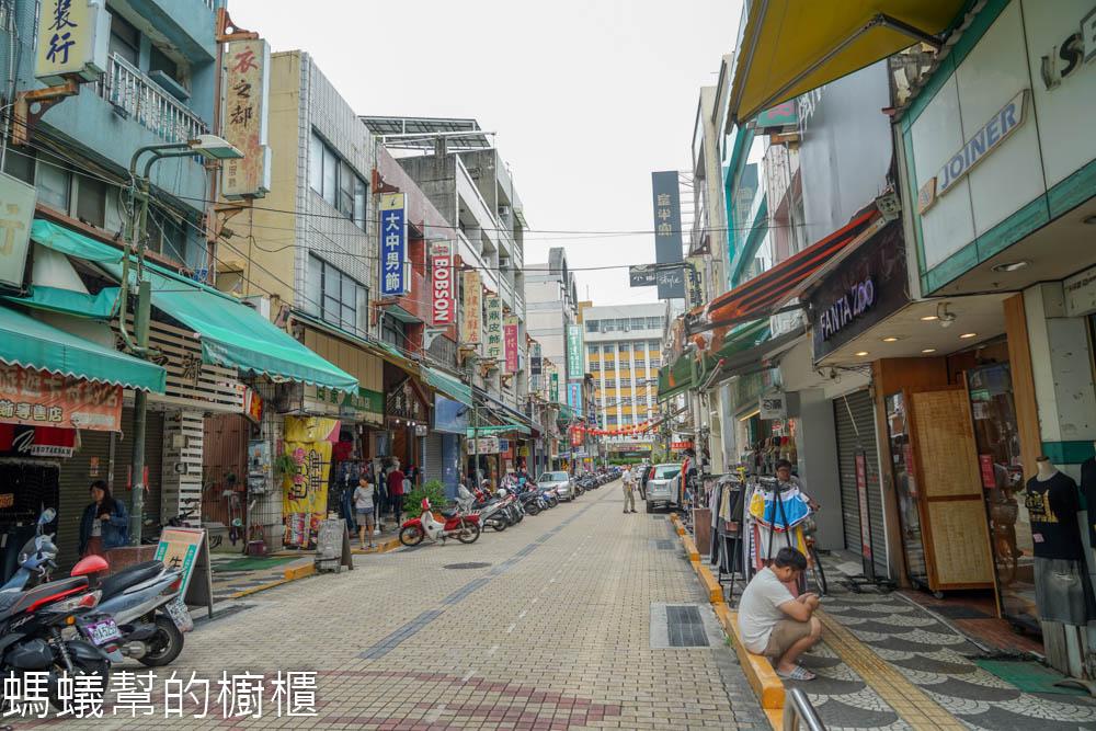 永樂街商圈