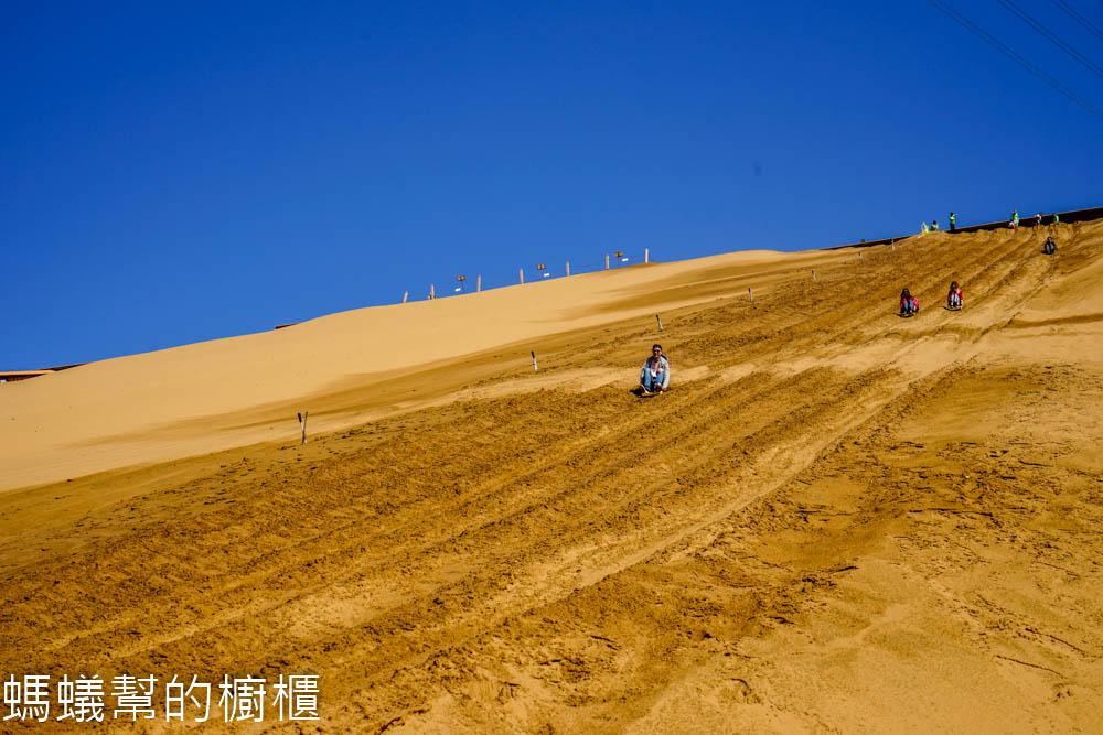 寧夏沙坡頭風景區