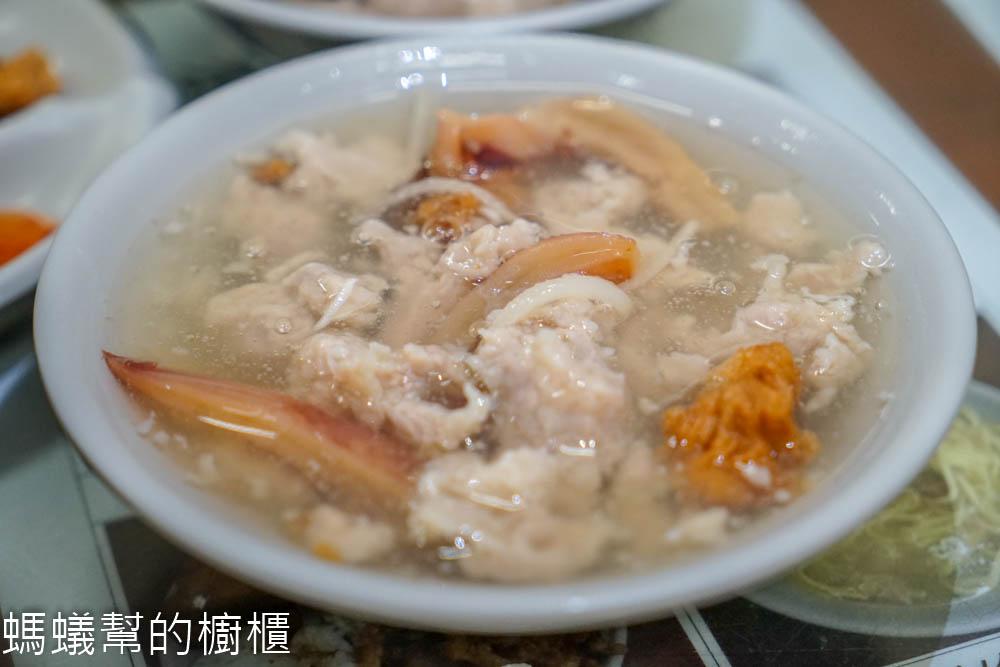 彰化鹿港小吃肉焿泉