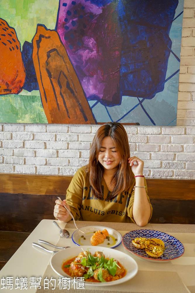彰化市藍廚義式廚房