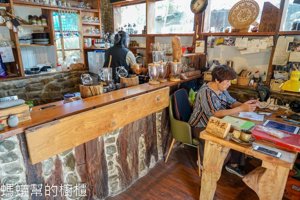 阿里山阿將的家23咖啡館
