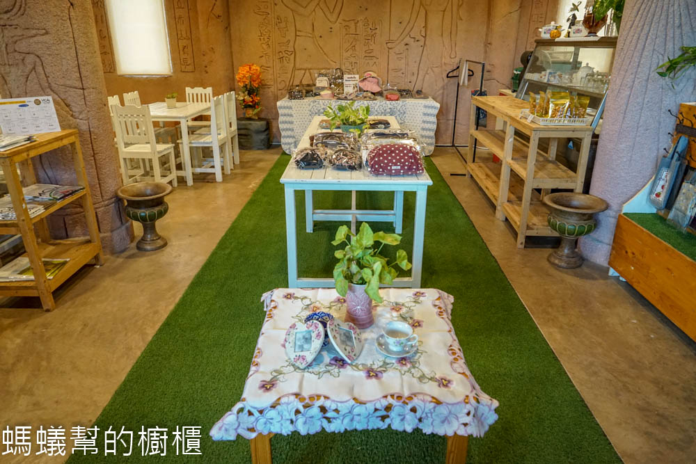 華欣摩艾咖啡Moai Cafe'&Resort Cha-am
