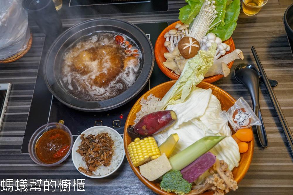 員林素一鍋蔬食鍋物