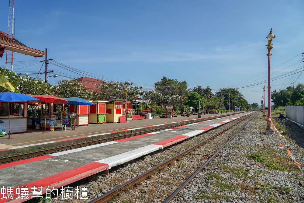 泰國華欣車站Hua Hin Railway Station