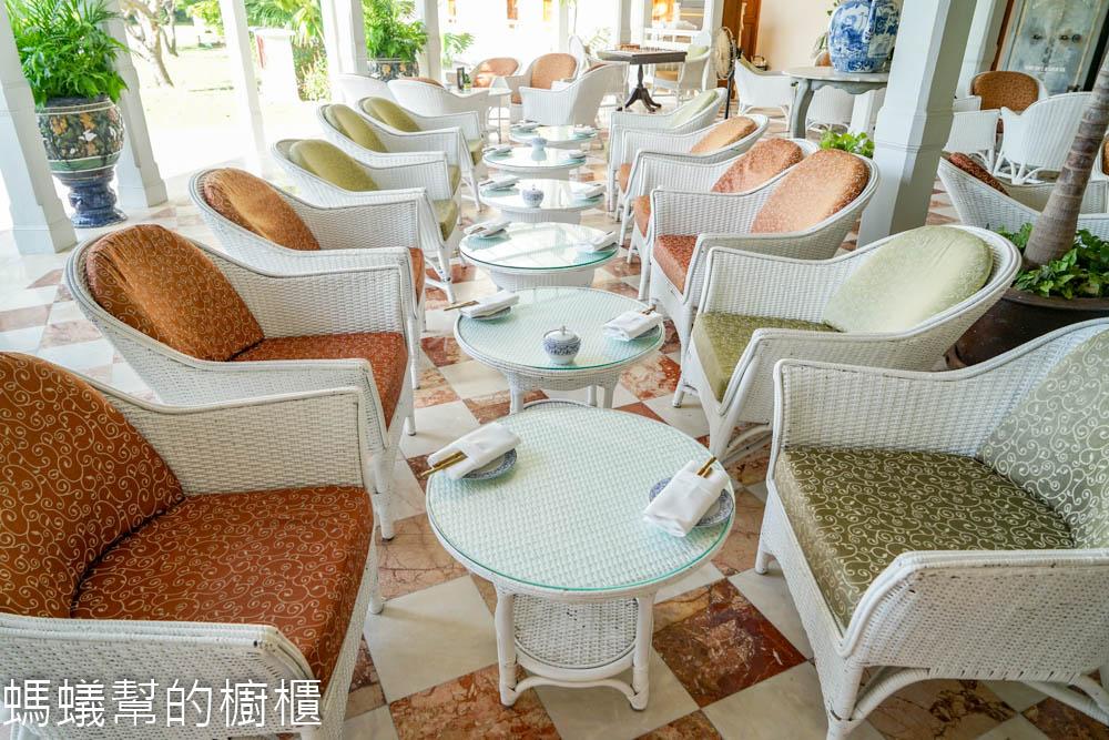 Centara Grand Beach Resort & Villa Hua Hin下午茶