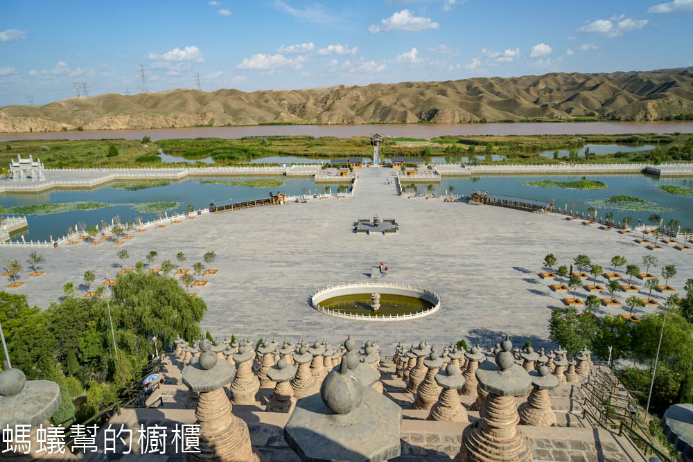 寧夏吳忠青銅峽108塔