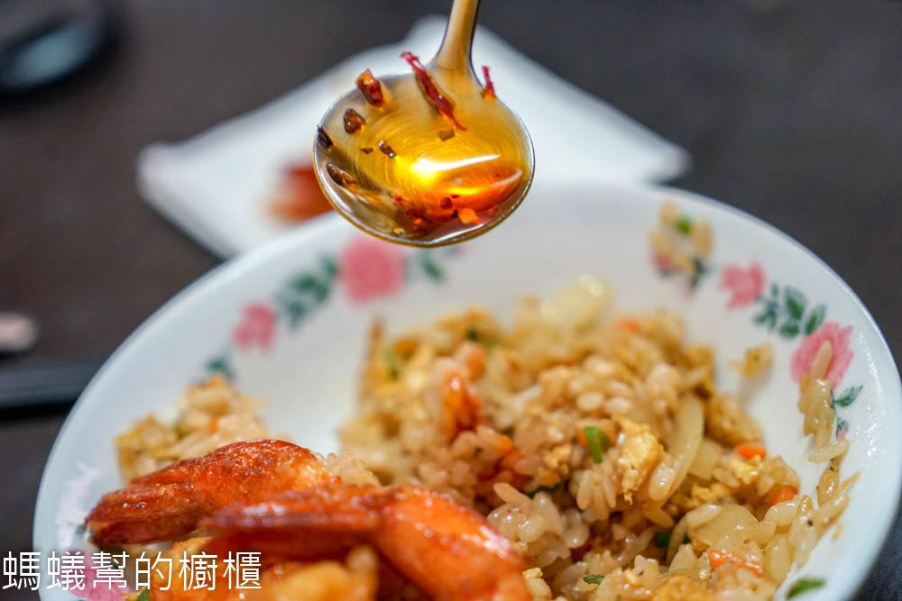 草屯米香哥蝦仁飯