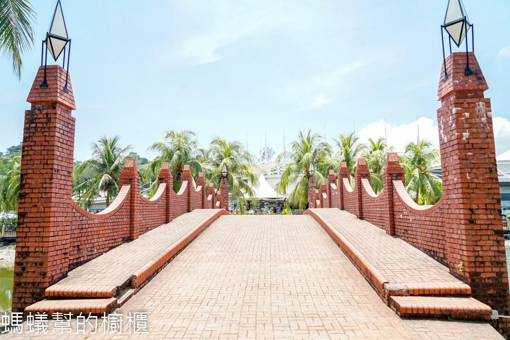 蘭卡威老鷹廣場Dataran lang
