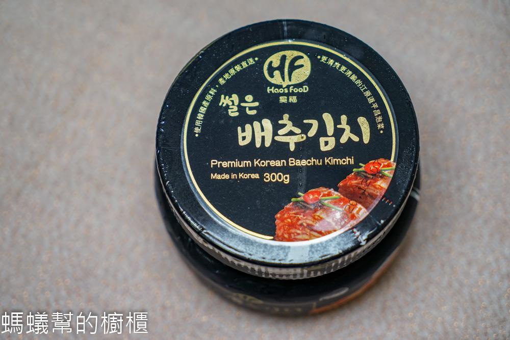 H.F韓國白菜切片泡菜