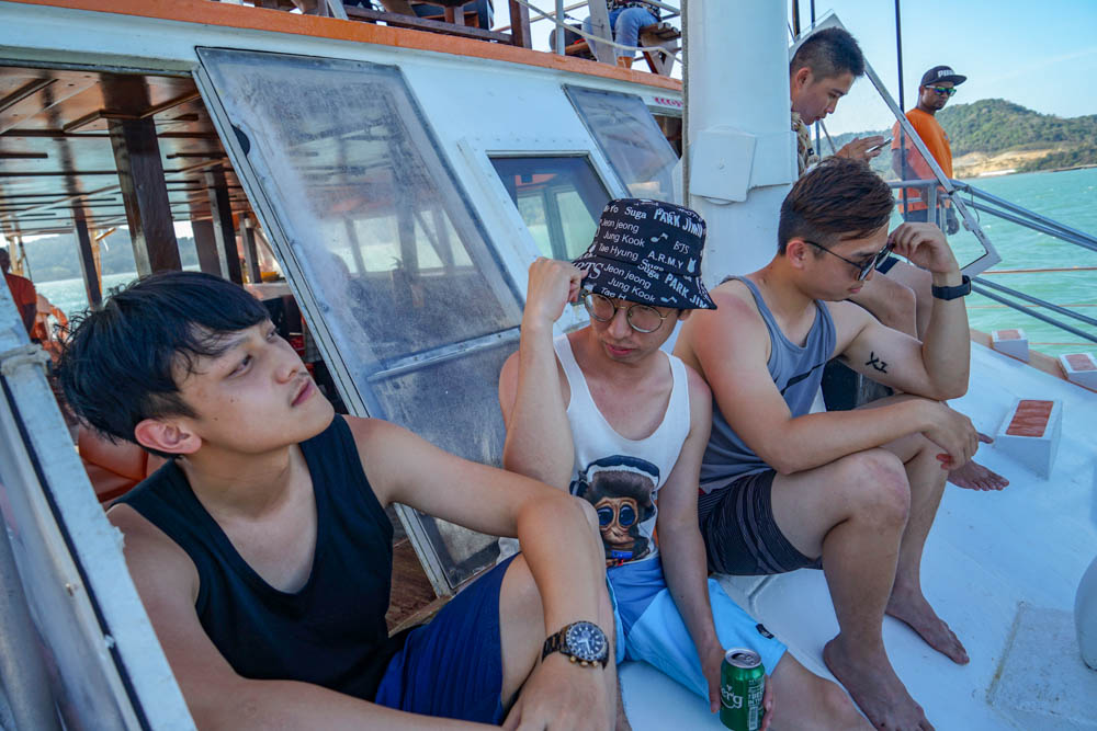 TROPLCAL CHARTERS蘭卡威帆船出海