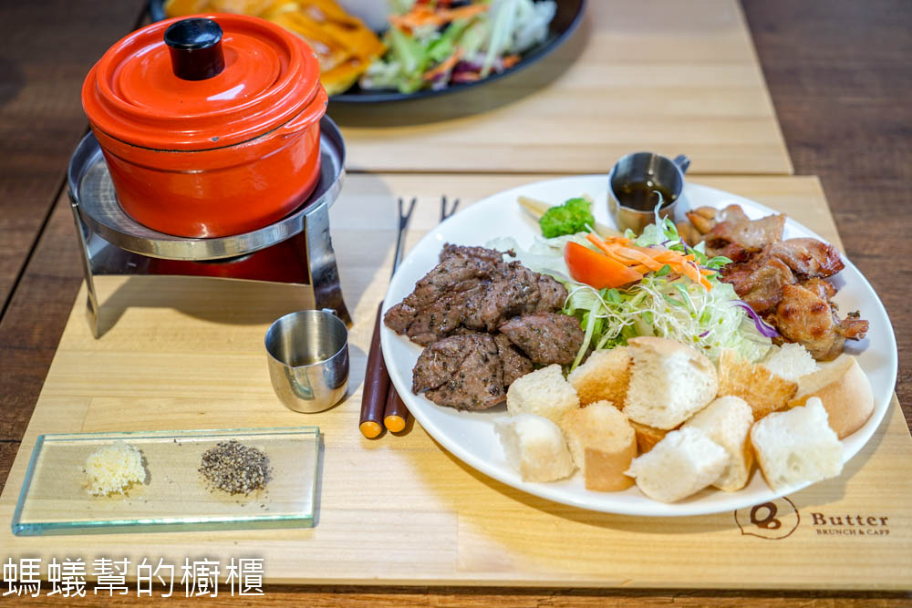 Butter 巴特手作晨食 brunch&cafe 員林店