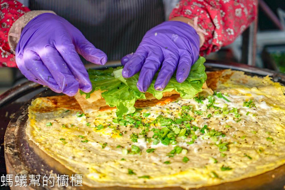 齊魯山東雜糧煎餅果子