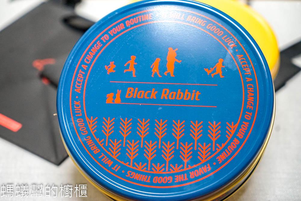黑色小白兔bk Rabbit曲奇