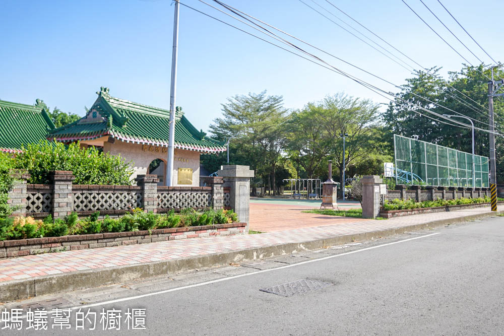永靖鄭成功紀念館