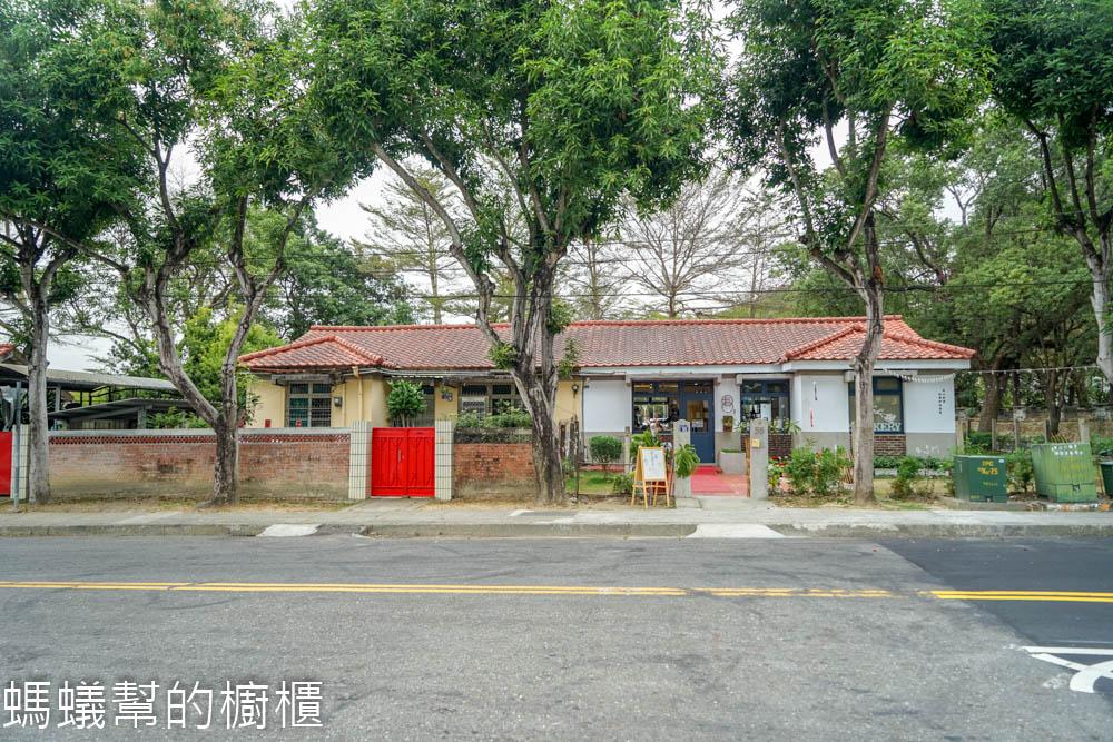 中興新村55號烘焙室